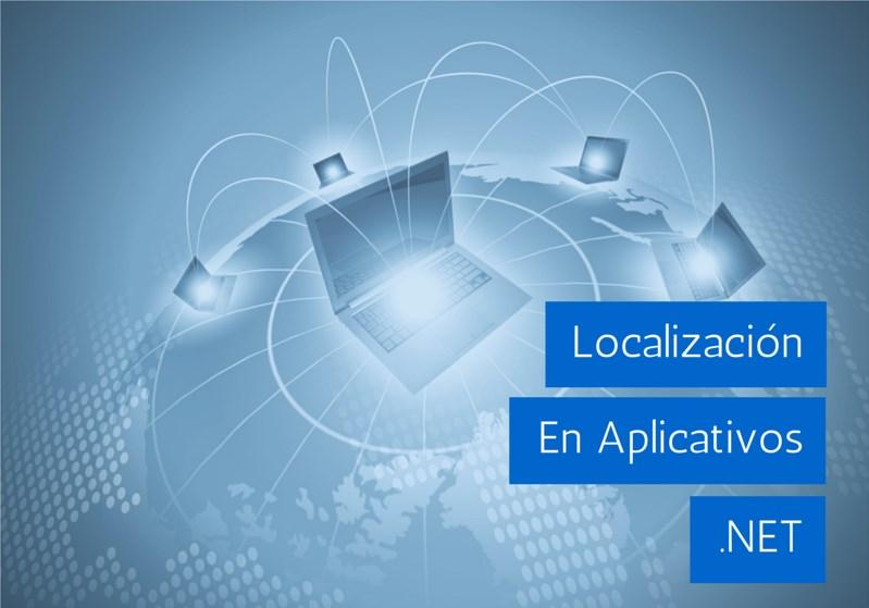Localización Aplicativos .NET