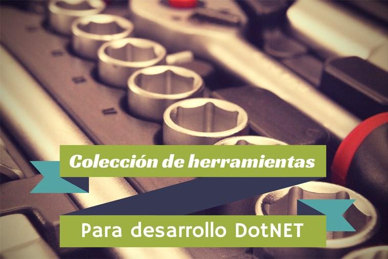 Herramientas para desarrollo en .NET