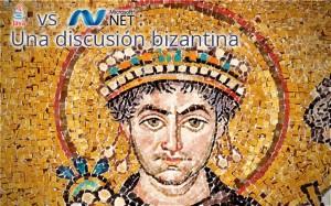 Java vs .NET: Una discusión bizantina